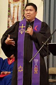 Rev. Neil Platon