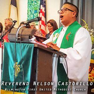 Reverend Nelson Castorillo