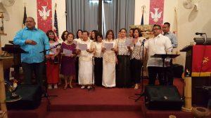 Filipino Heritage Singers